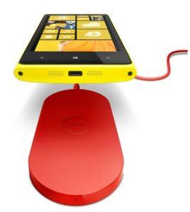 Fugas en la plataforma de carga inalámbrica del Nokia Lumia 920 y 820