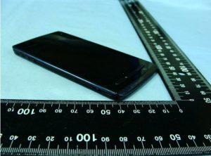 Fujitsu Arrows F-07D, el teléfono inteligente más delgado de todos los tiempos, supera al Motorola RAZR
