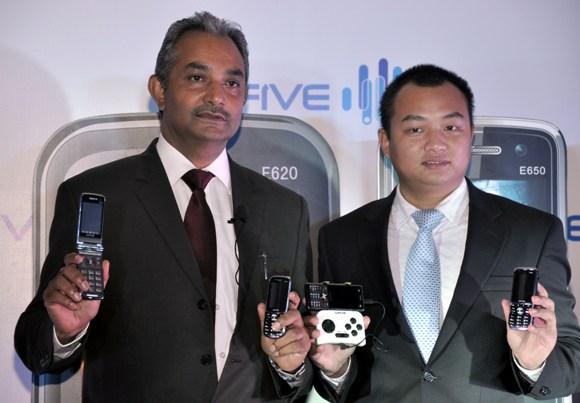 G'FIVE lanza teléfonos innovadores con nueva tecnología de compresión