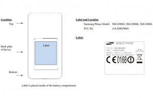 El supuesto Samsung Galaxy S5 Prime (SM-G906S) llega a la FCC