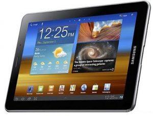Galaxy Tab 7.7 anunciado por Samsung en el IFA