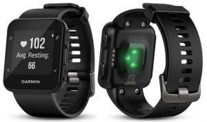 Garmin Forerunner 35 con sensor de frecuencia cardíaca incorporado y GPS lanzado por Rs.  15990