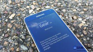 Capturas de pantalla de fugas de la aplicación Samsung Gear VR Manager