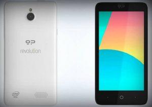 Geeksphone Revolution: se presenta el teléfono inteligente de arranque dual con Android y Firefox OS