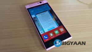Gionee Elife E7 Mini recibe la actualización de Android Kitkat