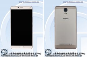Gionee GN8001 recibe la certificación TENAA;  Cuenta con una pantalla de 6 pulgadas con 3 GB de RAM