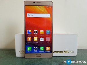 Gionee Marathon M5 Plus con batería de 5020 mAh y escáner de huellas dactilares lanzado para Rs.  26999
