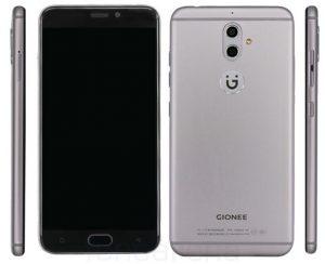 Gionee S9 con superficies de configuración de cámara trasera doble en TENAA