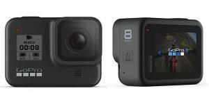 GoPro Hero 8 Black se lanzó en India por ₹ 36,500