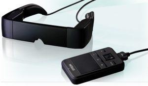 Goggles con Android, Epson Moverio están aquí, se envía a $ 699.99