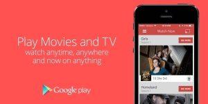 Googe Play Movies ahora comienza a admitir contenido 4K HDR