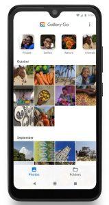 Google Gallery Go es una nueva aplicación de gestión de fotos ligera para Android