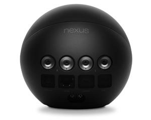 Google I / O: transmita medios desde la nube a través de Google Nexus Q
