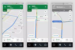 Google Maps comienza a mostrar semáforos en Android en EE. UU.
