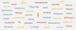 Google Maps es compatible con 39 idiomas nuevos que hablan alrededor de 1,25 mil millones de personas