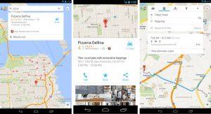 Google Maps para Android actualizado con nuevas funciones de navegación e interfaz de usuario