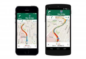 Google Maps para Android e iOS recibe una actualización masiva