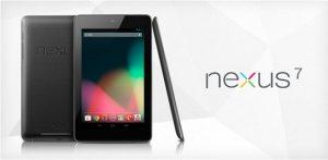 Nexus 7 de 32 GB se vuelve oficial, Wi-Fi solo tiene un precio de $ 249 y el modelo HSPA + a $ 299