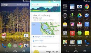 Google Now Launcher ahora está disponible para todos los teléfonos Android que ejecutan la versión 4.1 y superior