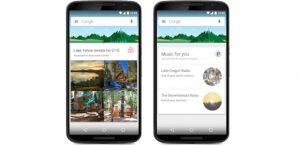Google Now actualizado con integración para aplicaciones de terceros