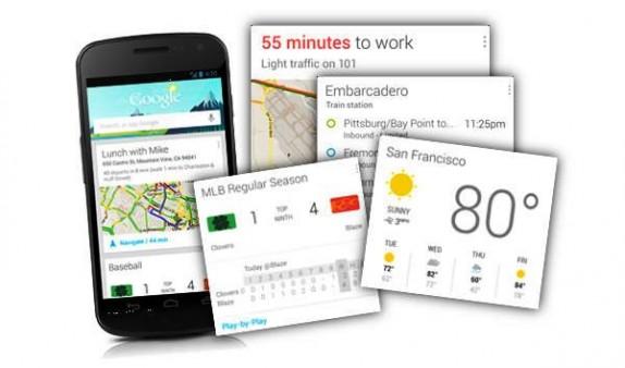 Google Now disponible para dispositivos ICS Android rooteados