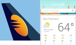 Google Now para comenzar a proporcionar actualizaciones de estado de vuelo de Jet Airways