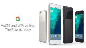 Google Pixel y Pixel XL para admitir llamadas Wi-Fi en la red Reliance Jio pronto