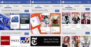 Google Play Kiosco obtiene acceso a contenido de pago en India;  30 nuevos proveedores locales agregados