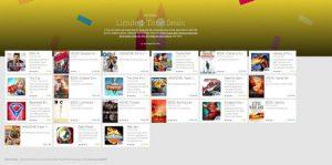 Google Play celebrará pronto el segundo aniversario;  montones de aplicaciones y juegos a la venta