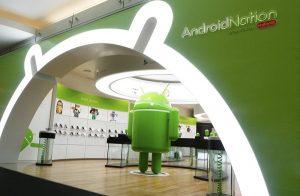 Google abrirá Android Nation Stores en India