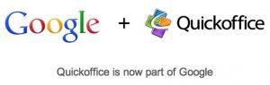 Google adquiere Quickoffice para mejorar la productividad móvil