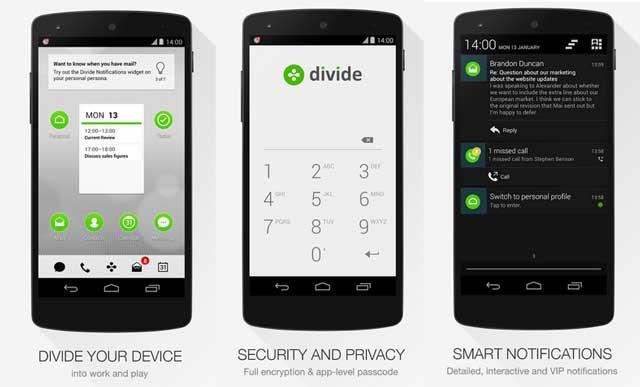 Divida-aplicación-de-seguridad-empresarial-google