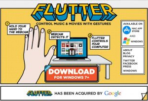 Google adquiere la aplicación de reconocimiento de gestos Flutter;  El control por gestos puede llegar pronto a Android