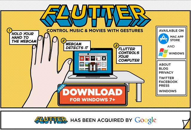 Google-flutter
