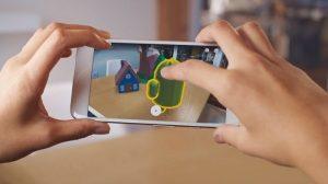 Google cerrará su plataforma de realidad aumentada Project Tango a favor de ARCore