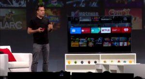 Google anuncia Android TV, disponible en 2015