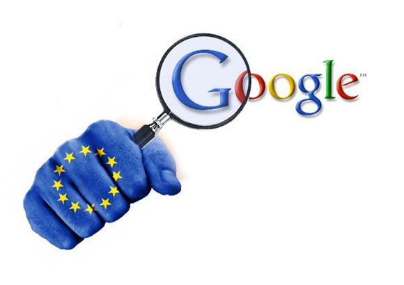 Aprobación europea de Google