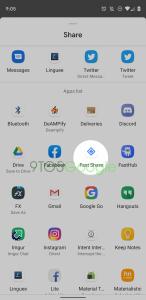 Google está trabajando en 'Fast Share', una herramienta para compartir archivos similar a Airdrop