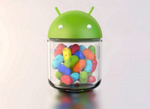 Lista de dispositivos Android que reciben la actualización de Jelly Bean