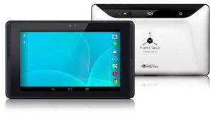 Google presenta prototipo de tableta Project Tango 3D por $ 1024