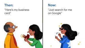 """Google presenta una nueva función """"Tarjetas de personas"""" y le mostramos cómo usarla."""