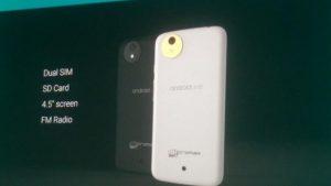 Google se asocia con MediaTek para proporcionar teléfonos inteligentes asequibles en la gama Android One