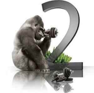 Gorilla Glass se encuentra ahora en más de mil millones de dispositivos electrónicos de consumo