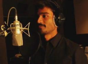 Graba tu propia canción de Kolaveri y conoce a Dhanush cortesía de Vodafone