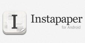 Guarde sus páginas web para leerlas sin conexión en su dispositivo Android gracias a Instapaper