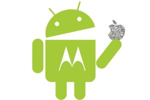Guerra de patentes: ahora, Google y Motorola necesitan compartir datos de Android con Apple