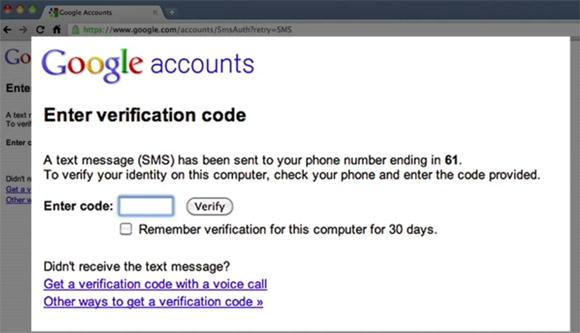 Guía: Proteja su cuenta de Google con la verificación en dos pasos