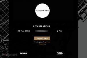 HMD Global programa el evento el 23 de febrero en el MWC 2020