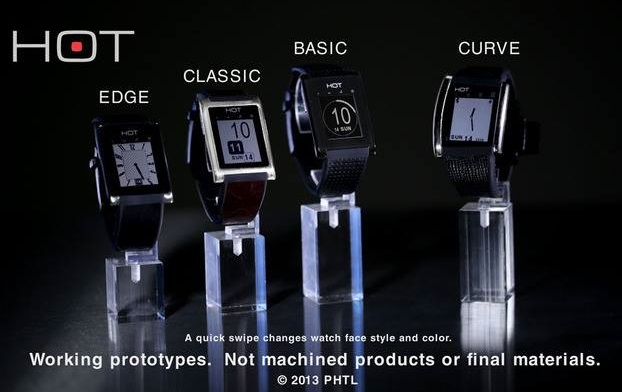 CALIENTE-reloj inteligente