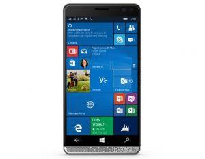 HP Elite x3 presentado;  Cuenta con Snapdragon 820 SoC, 4 GB de RAM y sistema operativo Windows 10